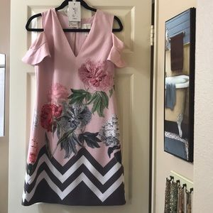 """Ted Baker """"one of a few"""" Palace Gardens Tunic"""
